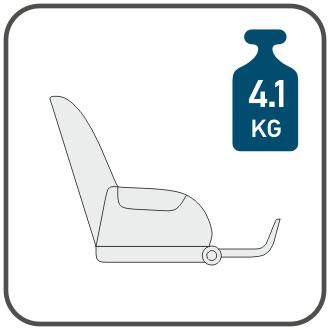 Вес прогулочного блока
